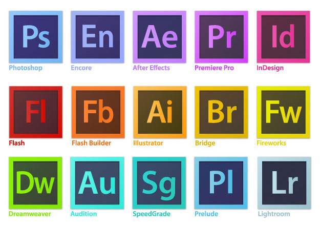 Free Adobe Cs6 Vector Icons For Download Interactive Blend