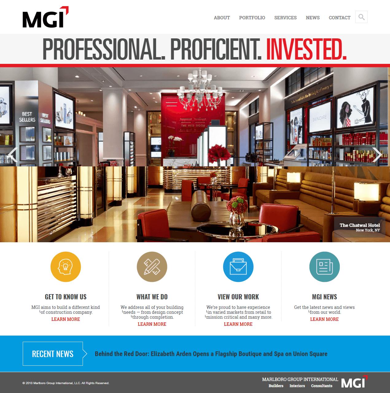 Mgi Home Interactive Blend